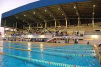Piscine olympique nationale s n gal for Horaire piscine ales
