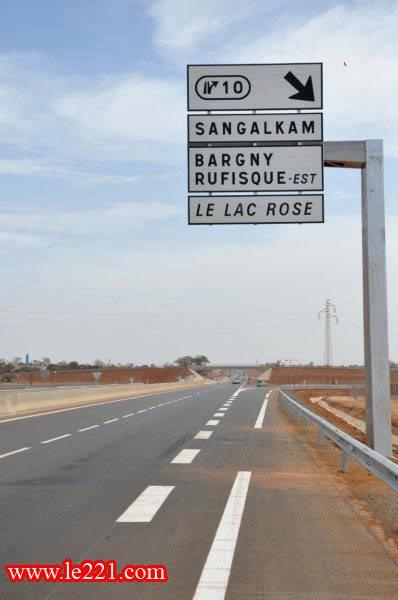 Autoroute Dakar-Diamnadio : sur la bonne voie - Au Sénégal ...