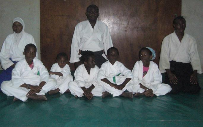 club aikido dakar