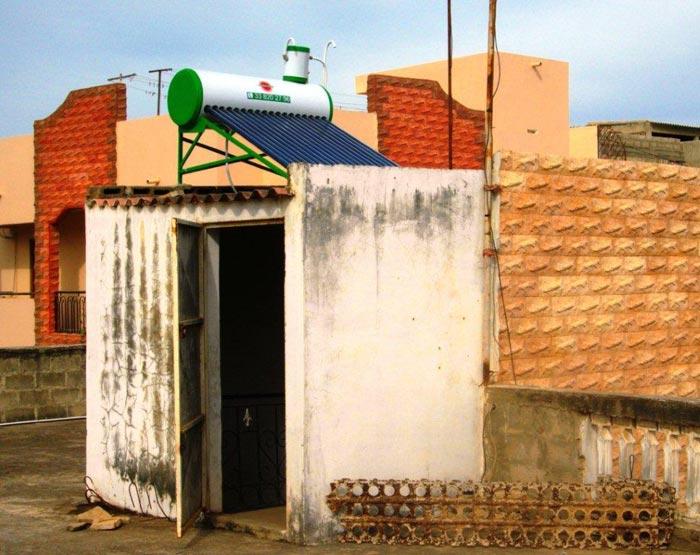 Rayon vert solutions solaires s n gal au s n gal le for Duree de vie d un chauffe eau