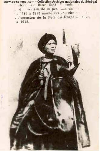 origine sénégal roi maroc
