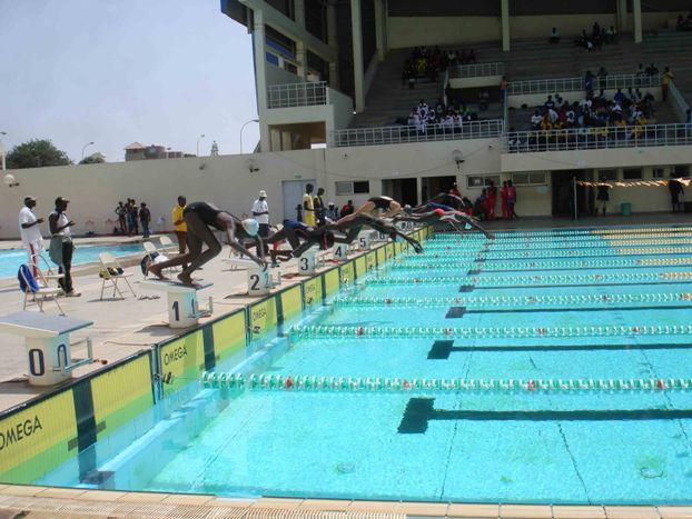 Piscine Olympique Nationale Senegal