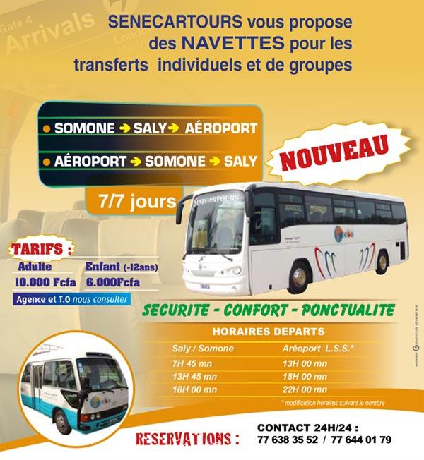 Senecar Tours Senegal