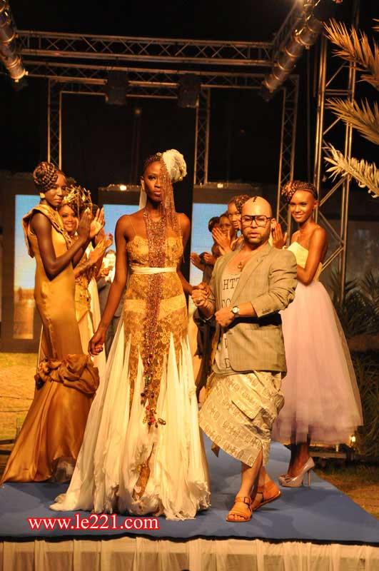 La Dakar Fashion Week 10 Ans De Mode D 233 J 224 Au S 233 N 233 Gal