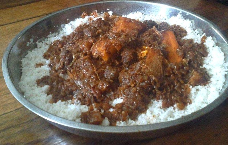 Recette du thiou viande ou poisson - Recette de cuisine senegalaise ...