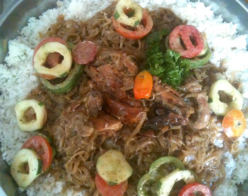 Recette du poulet au yassa- Au Sénégal, le cœur du Sénégal