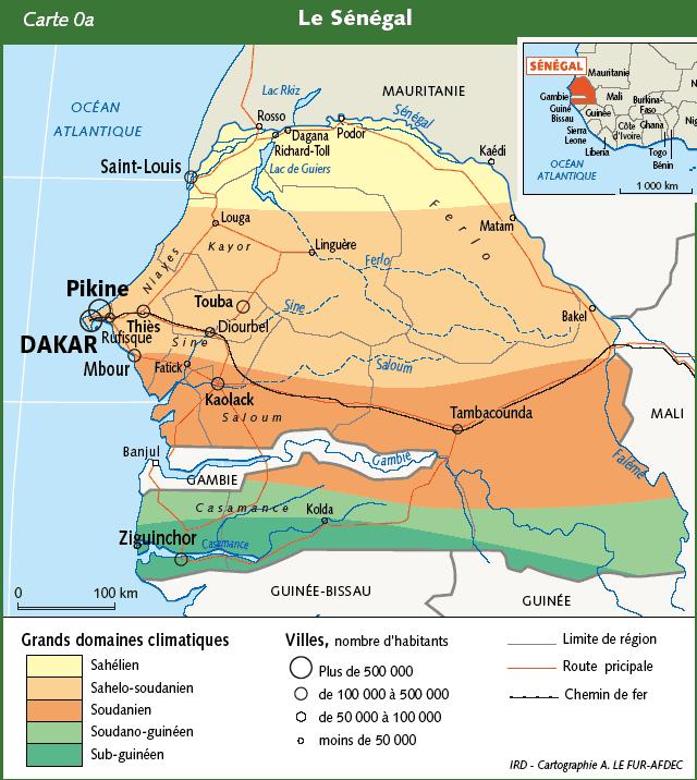 Carte Thailande Climat.Le Climat Soleil Garanti Toute L Annee Au Senegal Le Cœur Du Senegal