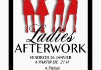 « Ladies Mood » : les ladies after work du Djoloff