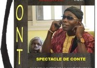 Spectacle de conte à BD Passion Dakar