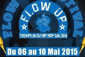 Le « Flow Up », un festival pour la promotion du hip hop sénégalais