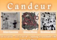 Exposition « Candeur »
