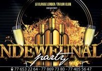 Ndeweunal Party au Ravin night club le lendemain de la korité