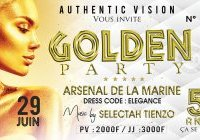 Golden PARTY