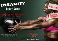 Booty Camp 3 : Insanity workout program (couples edition)
