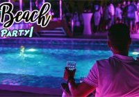 Night Beach : Pool Party