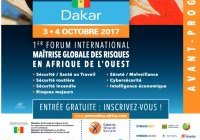 Forum préventica international de Dakar