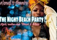 The night beach party