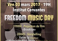 Urban women week : Music Freedom Day