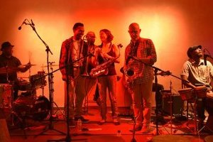 Jazz in Djoloff : le groupe Jamm en live