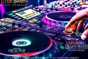 DJ Abdel au Little Buddha pour la saturday night fever