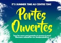 Summer time : portes ouvertes The Dance Hall
