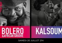 Bolero and the African Groove + Kalsoum