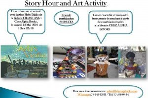 Story Hour and Art Activity