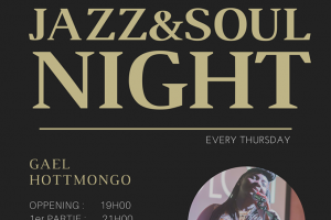 Jazz & Soul Night au Phare des Mamelles