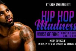 Soirée hip hop madness au House Of Fame