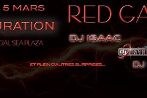Inauguration du Red Games