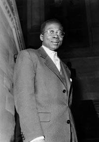 Senghor en 1958