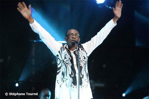Youssou Ndour au Fesman 2010