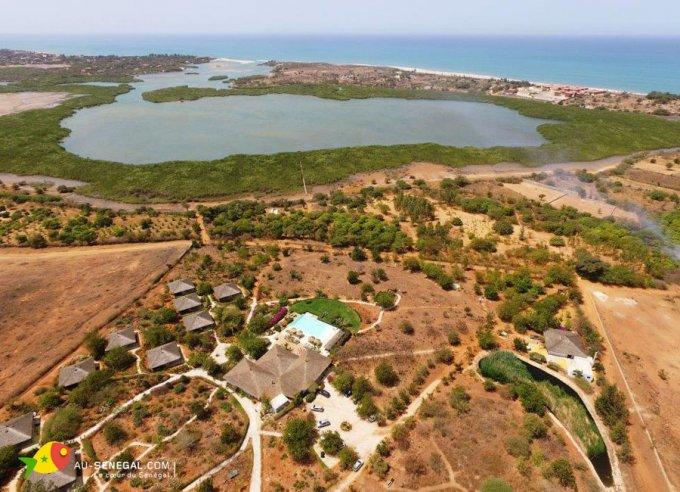 Lagune de la Somone en 2018