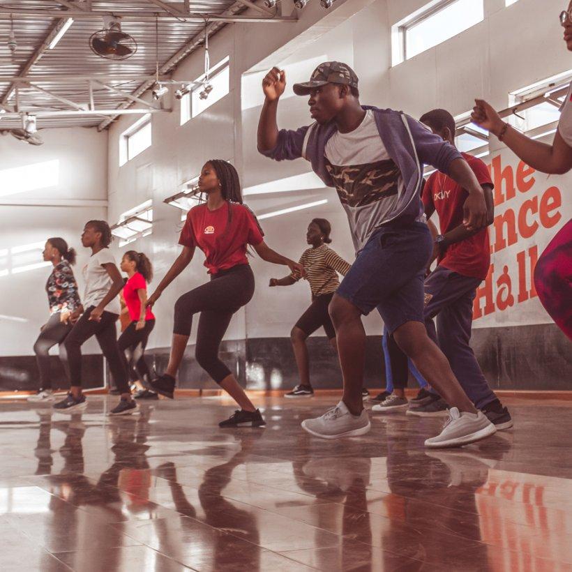 Centre de danses urbaines The Dance Hall
